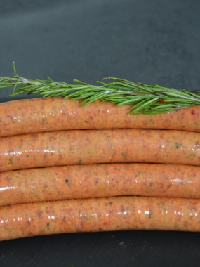 Saucisses basques