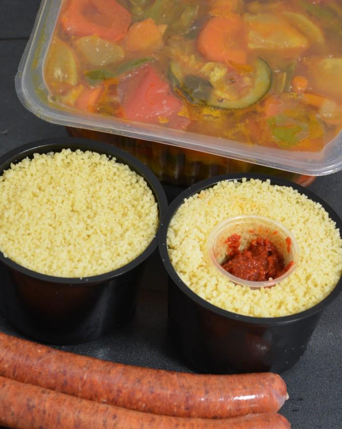 Couscous poulet/mouton 2 pers