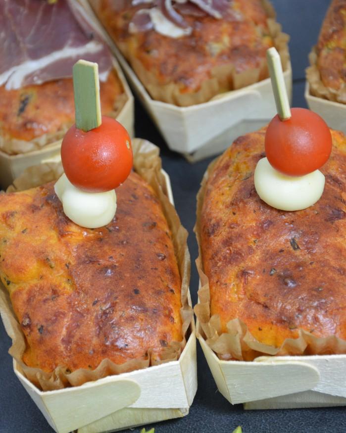 Cake tomate/mozza
