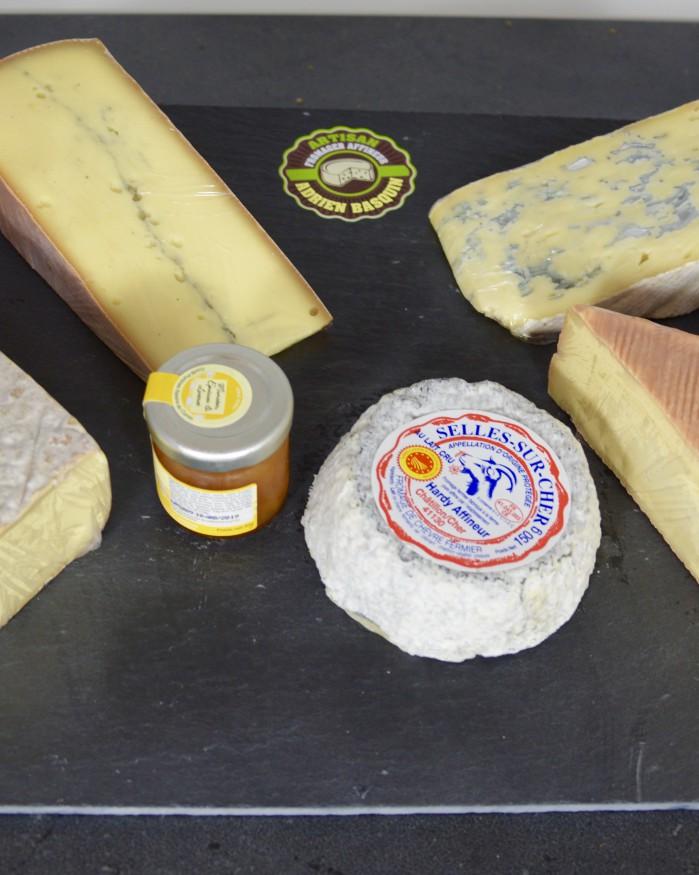 farandole des 3 fromages