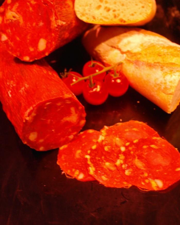 Chorizo long