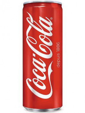 Coca- cola 33cl